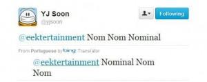 nomnomnominal